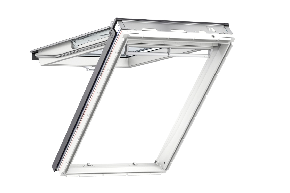 VELUX Top Hung Roof Window 780mm x 1400mm White Polyurethane GPU MK08 0066