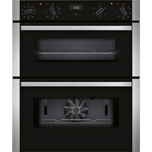 NEFF Integrated Built Under Double Oven Stainless Steel - J1ACE2HN0B