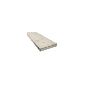 End Banded Timber Scaffold Boards BS2482 38mm x 225mm x 3.0m