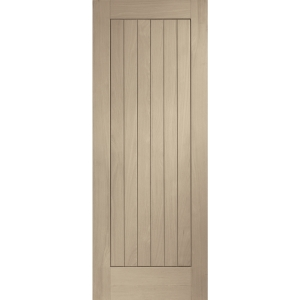 Internal Fully Finished Suffolk Door (Latte Stain)