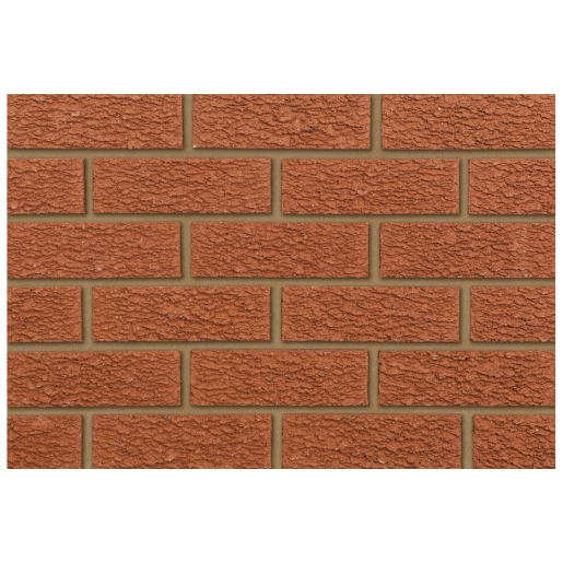 Ibstock Brick Manorial Red - Pack Of 500