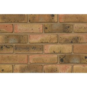 Ibstock Brick Coleridge Yellow Multi - Pack Of 500