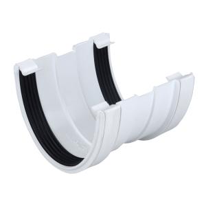 Osma DeepLine 9T909 Gutter Union 113mm White