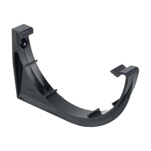Osma SuperLine 5T519 Gutter Support Bracket 125mm Black