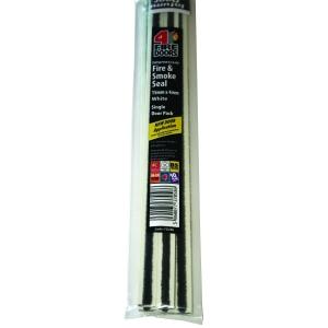 4FireDoorsDOORS Intumescent Fire & Smoke Seal White 15 x 4 x 1005mm Single Door Pack FD288