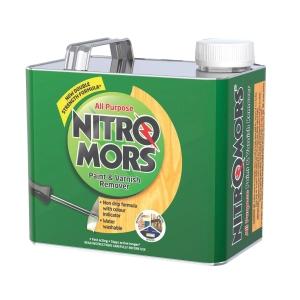 Nitromors Paint and Varnish Remover 2L