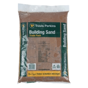 Travis Perkins Building Sand Trade Pack