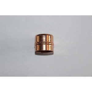 Solder Ring Fitting 15 mm Stop End