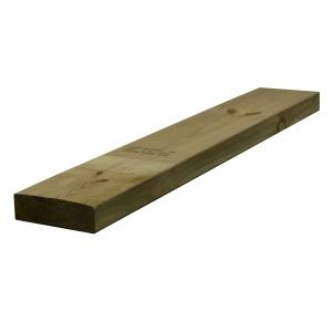 C16 Kiln Dried Regularised Sawn Treated Timber 47mm x 150mm