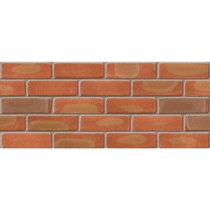 Ibstock Brick Glenfield Red Multi Stock 65mm Facing Brick - Pack Of 500
