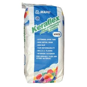 Mapei Keraflex Non Rapid White Adhesive 20kg