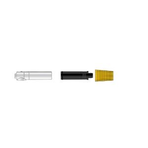 Grant Standard Black Flue Kit 12-26kW EZ90B