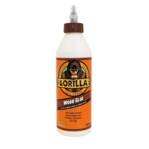 Gorilla Wood Glue 532ml PVA Internal & External