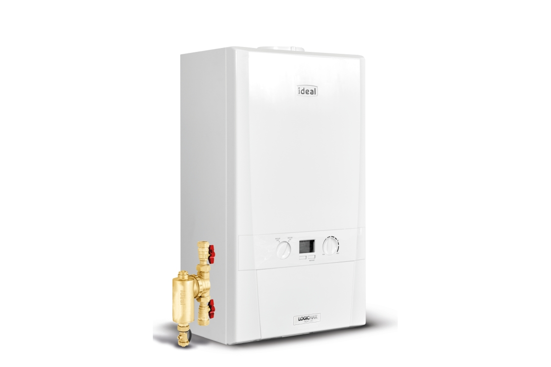 Ideal Logic Max Heat 18kW Boiler & Filter