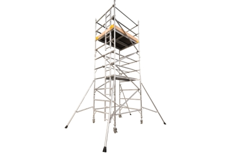 Alloy Tower 1.45 x 1.8 x 9.7m 3T