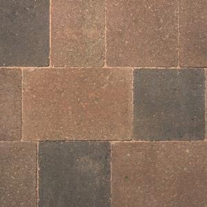 Bradstone Woburn Original Concrete Block Paving Rustic 200x134x50mm