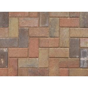 Marshalls Standard Concrete Block Paving Sunrise 200 x 100 x 50 - Pack of 488 (9.76m2)