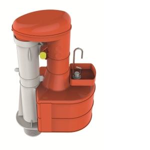 Dudleyturbo  9 Liter 2- Part Syphon