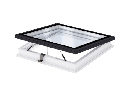 VELUX Flat Roof Base Electric 1000mm x 1000mm