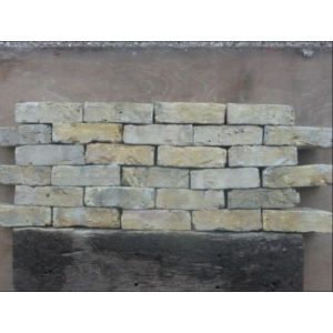 Premier Reclaimed Bricks Facing Brick Yellow Stocks - Pack of 500