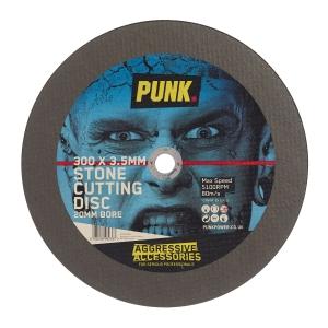Punk 300mm Stone Cutting Disc 20mm Bore