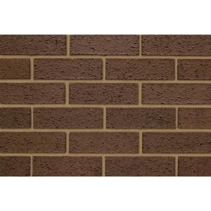 Ibstock Brick Head Bracken Brown Rustic - Pack Of 404