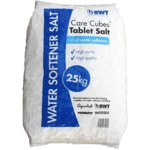 BWT Water Softener Salt Care Cubes 25kg 330848