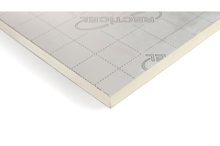 Recticel Eurothane Gp Insulation Board 2400 x 1200 x 50mm