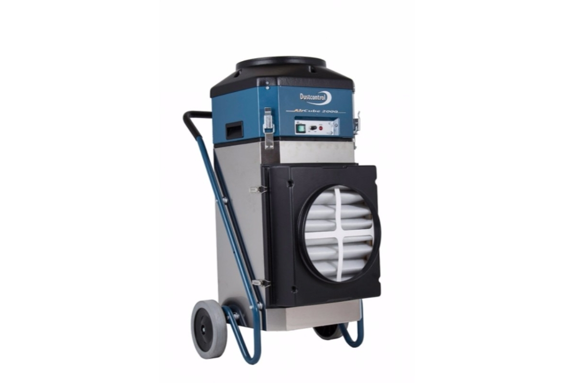 Air Cleaner DC 2000