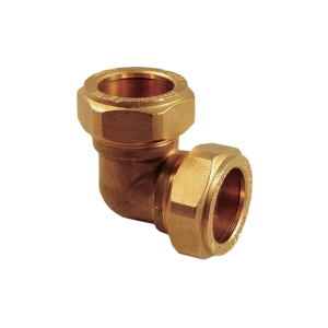 Compression Equal Elbow 15mm