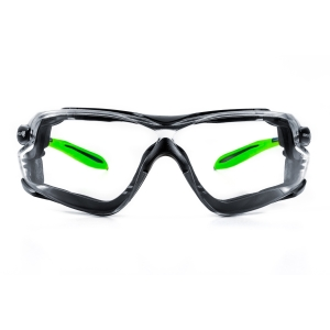 Armour Up Sealed Safety Glasses Clear Lens