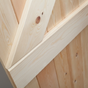 Heritage Solid Pine Bracing Pack / Accessory Kit