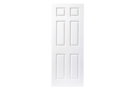 Internal 6 Panel Grained 30 Min Fire Door 2040 mm x 926 mm x 44 mm
