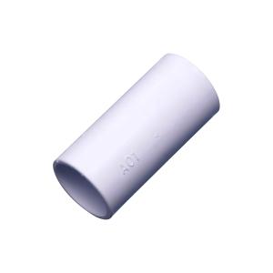 Osma Overflow solvent double socket white 21.5mm