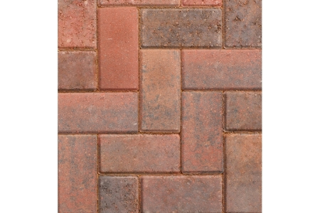 Marshalls Driveline 50 Brindle Block Paving 200mm x 100mm x 50mm PV1051750 - Pack of 488
