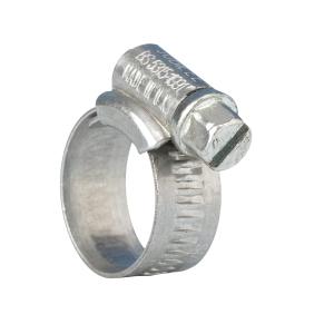 Primaflow Hose Clip Mild Steel Zinc Plated Jubilee 13-20mm 00