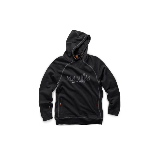 Scruffs T54513 Trade Hoodie Black XL