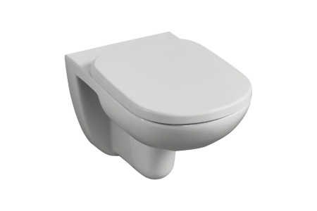 Ideal Standard Tempo Wall Mounted WC Pan with Horizontal Outlet T327501