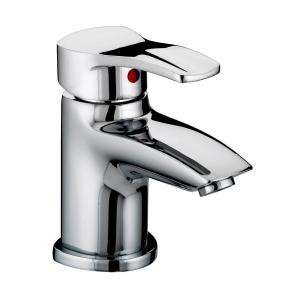 Capri Basin Mixer (No Waste) Chrome