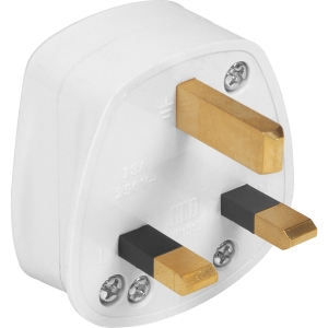 Fused Plug Top 13A Each
