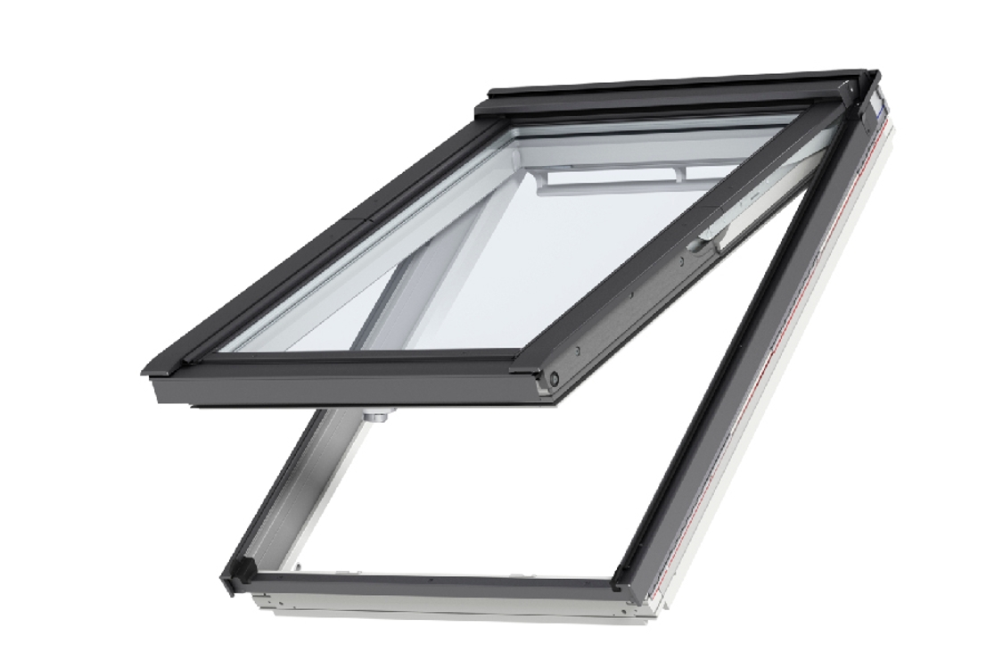 Velux Top Hung Roof Window 942 x 978mm White Painted Gpl PK04 2070