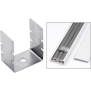 SAFE-D 40 Fire Rated Cable Clips for 38mm+ Trunking 25 Pack