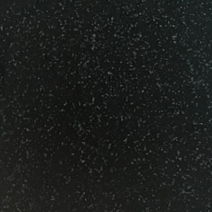 Colour Collection Black Speckle Gloss 150 x 150