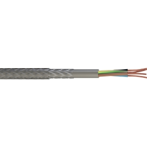 Doncaster Cables Sy Cable 2.5mm x 4 Core x 10m Coil