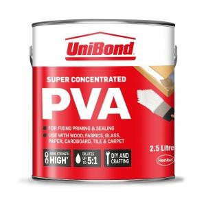 UniBond Super Concentrated PVA 2.5L