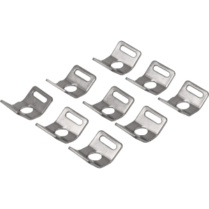 CTBSS Stainless Steel 304 Cable Tie Base 100 Pack
