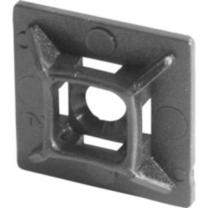 CT4WAN Adhesive Base for Cable Ties Natural 100 Pack