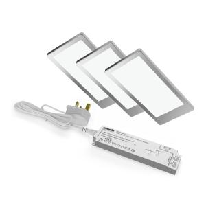 Sensio SE11590PSK3 Neo Under Cabinet 3 Light Kit Correlated Colour Temperature