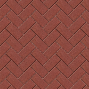 Marshalls Keyblok Red Concrete Block Paving 200mm x 100mm x 60mm - Pack of 404