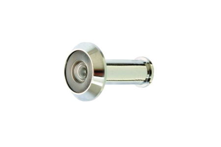 4TRADE Door Viewer Chrome 160 Degree 975413